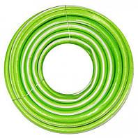 Шланг поливочный Радуга синяя, зеленая 3/4 EVCI PLASTIK, 50 м