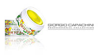 Витражный гель Giorgio Capachini 7 мл №02, Цвет Жёлтый
