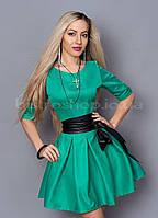 Красивое молодежное платье от украинского производителя