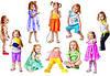 Одежда для малышей (до двух лет)