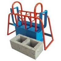 Станок для производства блоков Паук