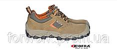 Мужские ботинки защитные на шнурках производсто Сofra brc-adriatic