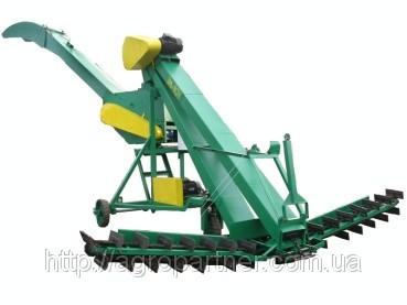 Ремонт и обслуживание зернометателей и зернопогрузчиков