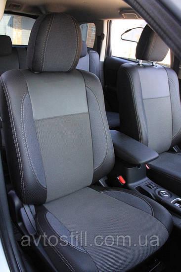 Чехлы для Mitsubishi Lancer Sportback