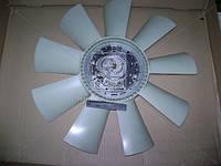Муфта вязкостная с вентилятором 710мм, дв. 740.50, без обечайки 9 лопастей (покупн. КамАЗ)