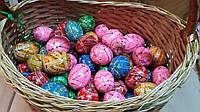 """Яйцо деревянное расписное """"Крашенка"""""""