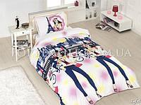 Детское постельное белье бязь Eifel
