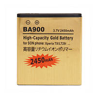 Усиленный аккумулятор BA900 Sony Xperia TX / LT29i / ST26