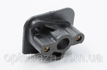 Коллектор-переходник карбюратора (под 11 мм) для мотокос серии 40 - 51 см, куб, фото 2