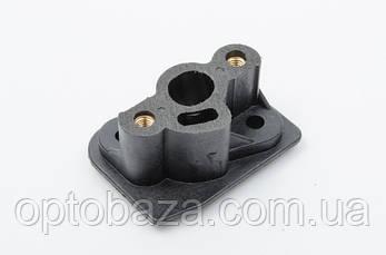Коллектор-переходник карбюратора (под 11 мм) для мотокос серии 40 - 51 см, куб, фото 3
