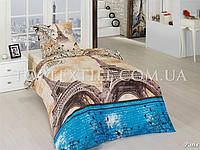 First Choice Комплект постельного белья Бязь 160*220 подростковое Paris