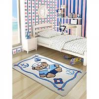 Ковер в детскую комнату Confetti - Sailor белый 100х160