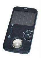 Универсальный ультразвуковой отпугиватель на солнечной батарее 15001