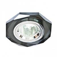 Точечный светильник Feron (цоколь G5.3)MR16 серый-серебро Feron 8020-2