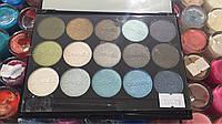 Профессиональная палитра для макияжа Chanel #4 15 цветов