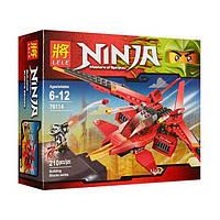 Конструктор Ninja Истребитель Кая 79114