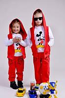 Детский спортивный костюм тройка ев328, фото 1