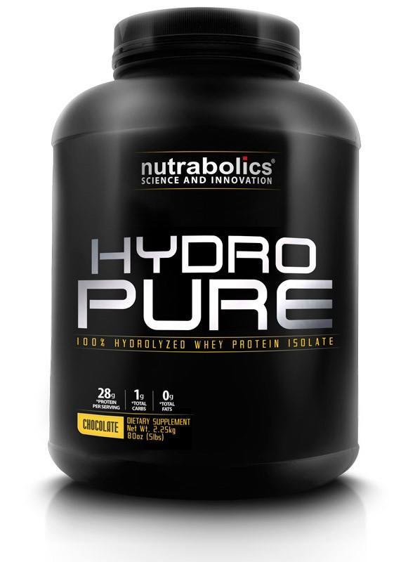 Протеины Изолят Nutrabolics Hydropure 2270 г  ваниль