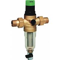 Механический фильтр HONEYWELL FK06 3/4AA для холодной воды с редуктором