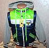 Детская Куртка-жилетка  на мальчика трансформер от 5-8лет