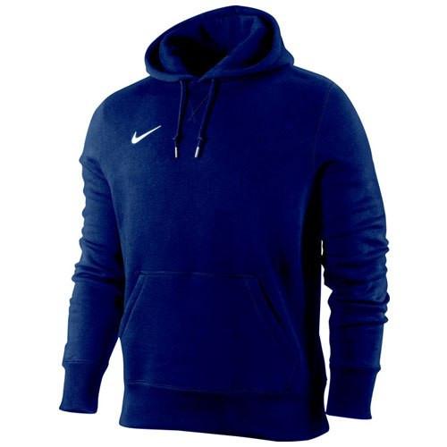 Толстовка с капюшоном Nike синего цвета