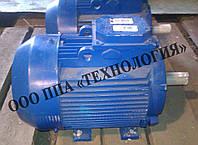 Электродвигатель АИР 225 M2 55 кВт 3000 об/мин