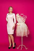 Платье футляр из фактурного трикотажа, фото 1