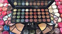 Профессиональная палитра для макияжа тени 36 цветов и микс, фото 1