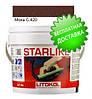 Litokol Starlike C.420 ведро 5 кг (мока), эпоксидная двухкомпонентная затирка Старлайк Литокол