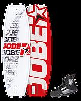 Набор для вейкбординга Jobe Logo Series Red