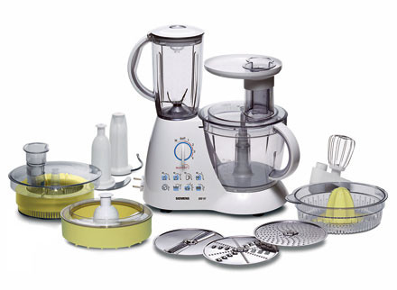 Кухонные комбайны, весы