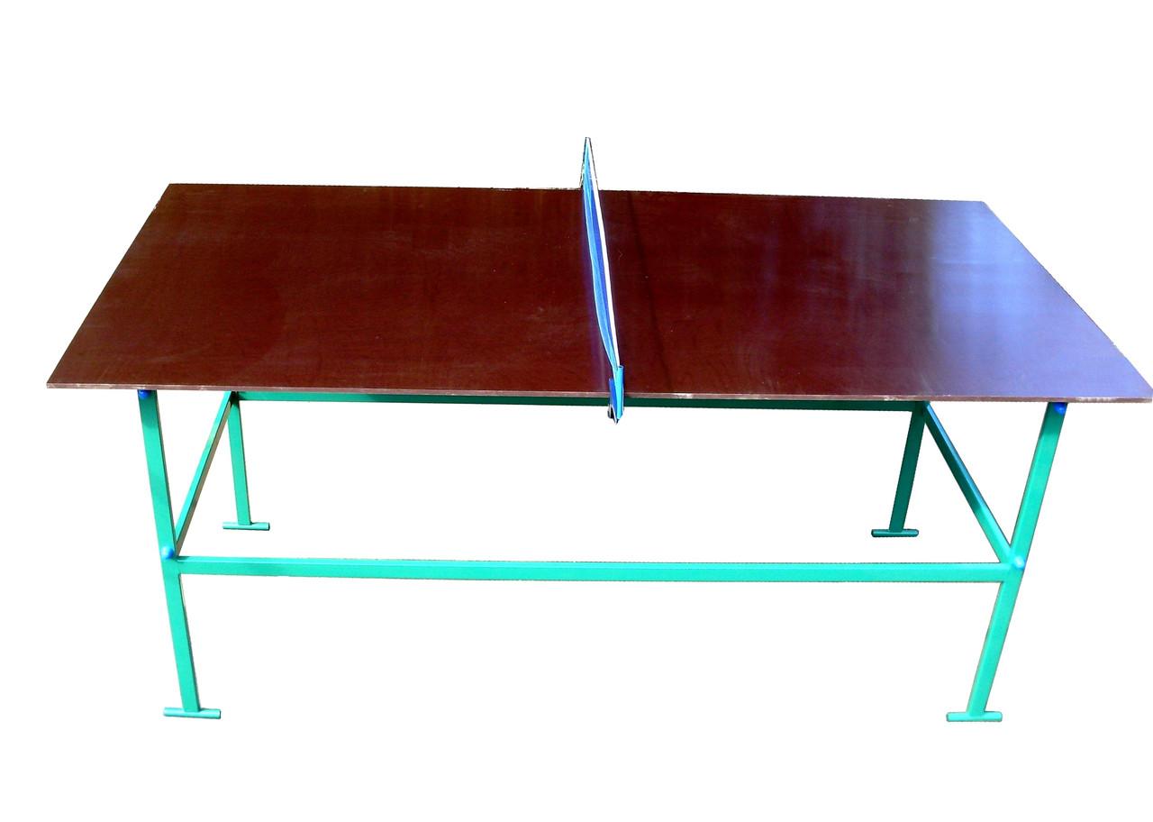 Тенісний стіл для вулиці.