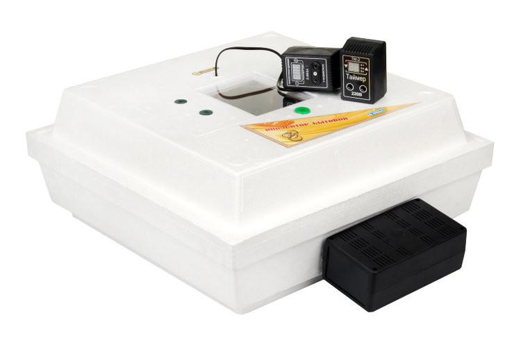 Инкубатор автоматический Курочка Ряба на 42 яйца (kr42lam)