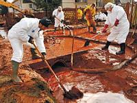 Утилизация нефтешламов, гальваношламов