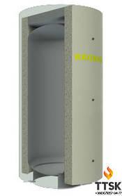 Теплоаккумулятор KRONAS объём 200л