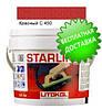 Litokol Starlike C.450 ведро 5 кг (красный), эпоксидная двухкомпонентная затирка Старлайк Литокол