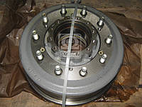 Ступица колеса КАМАЗ 4311, 4326 ЕВРО-2 переднего в сб. под ABS (пр-во КамАЗ)