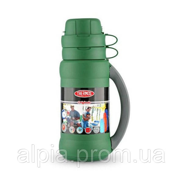 Термос Thermos TH 34-180 Premier 1.8 л зеленый