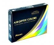 Air Optix Colors цветные контактные линзы