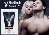Крем MaxiSize для увеличения члена, натуральное средство для увеличения размеров и объема полового члена