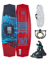 Детский комплект Jinx 128см Junior Wakeboard Package