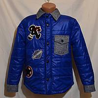 """Ветровка """"Рубашка-пиджак"""" для мальчиков, фото 1"""