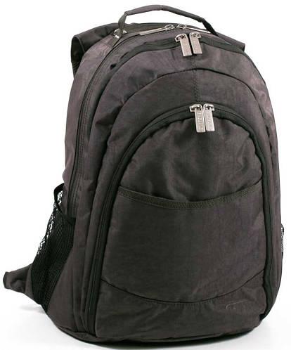 Городской вместительный рюкзак из нейлона 35 л. Bagland 18070-8 хаки