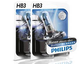 Philips Blue vision ultra 4000K HB3