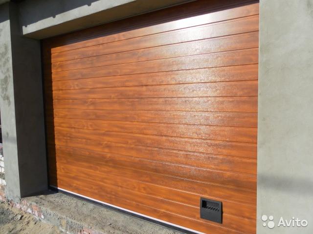 Подъемные ворота для гаража купить комплект купить гараж в курске в центральном округе