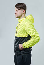 Анорак F&F Waterproof Lemon, фото 2