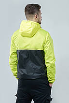 Анорак F&F Waterproof Lemon, фото 3