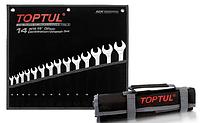 Набор ключей комбинированных Toptul GPAQ1402 Dynamic 14 шт