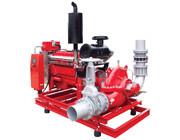 Пожарные гидранты с дизельным двигателем