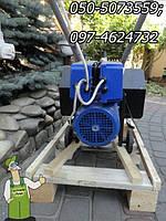 Надежный электрический культиватор повышенной мощности 1600 Вт Украина
